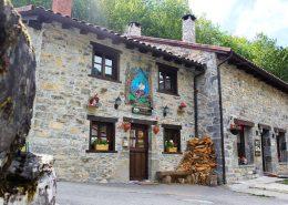 Alojamientos en Picos de Europa - La Abuela Aurora