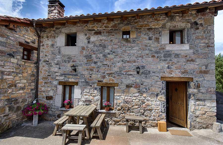 Alojamientos en Picos de Europa - Casa Niajo