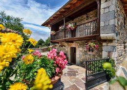 Alojamientos en Picos de Europa - Casa rural El Coto