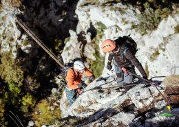 Rutas y Excursiones por Picos de Europa - Vía Ferrata de Valdeón